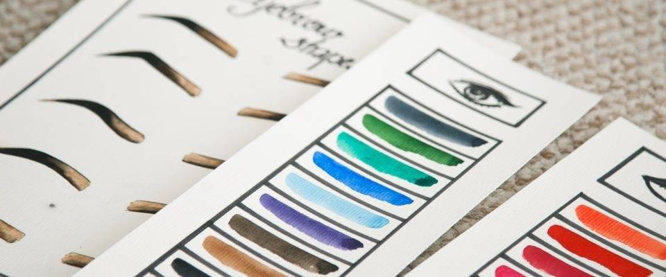 Colore microblading: come proporlo alle clienti?