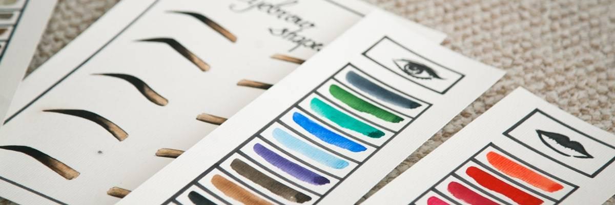 colori per trucco permanente quali scegliere per le clienti