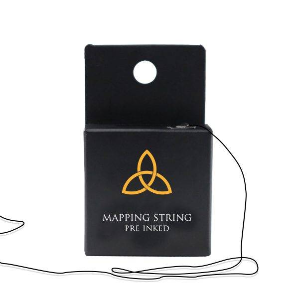 Filo pre-inchiostrato per progetto - Mapping String
